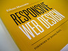 Cover of Ethan Marcotte's book 'Responsive Web Design'