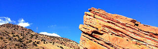 Red Rocks hiking trail